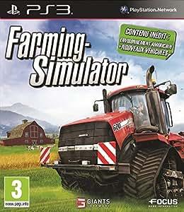 farming simulator playstation 3 jeux vid o. Black Bedroom Furniture Sets. Home Design Ideas
