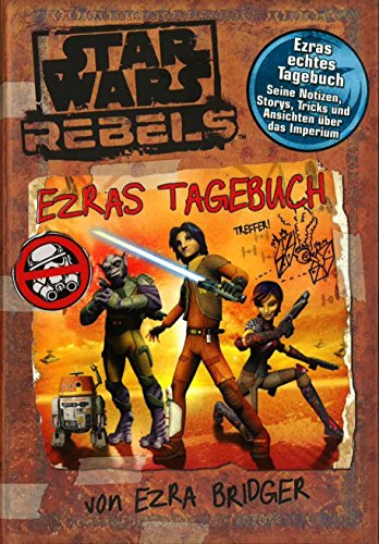 Star Wars Rebels: Ezras Tagebuch