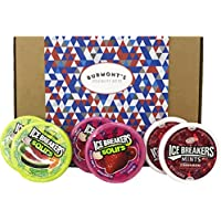 Amazon no added sugar hampers gourmet gifts grocery ice breakers sugar free huge american selection gift box berry sours original sours negle Images