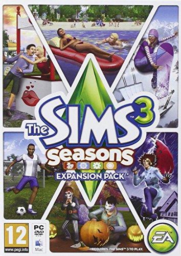 The Sims 3 Seasons Expansion Pack  [Edizione: Regno Unito]