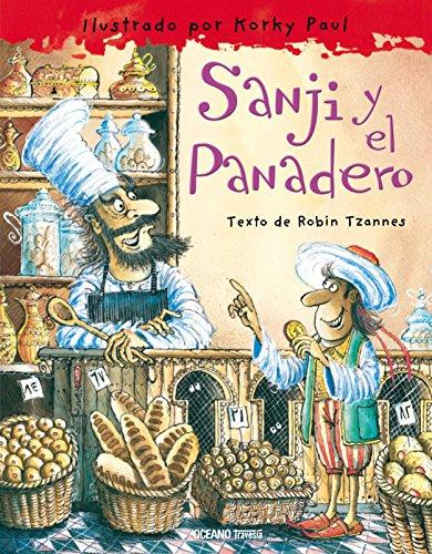 Sanji y el panadero (Los Álbumes) por Robin Tzannes