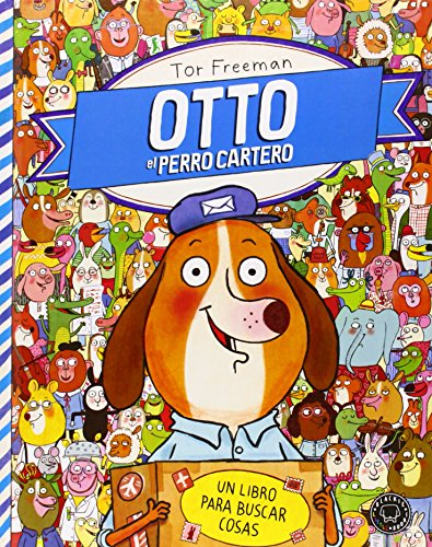Otto el perro cartero (Blackie Little Books) por Tor Freeman