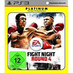 Fight Night Round 4 [Platinum]