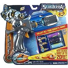 SlugTerra - Pistola 2.0 con 3 municiones slugs (Giochi Preziosi) - Surtido: modelos y colores  aleatorios