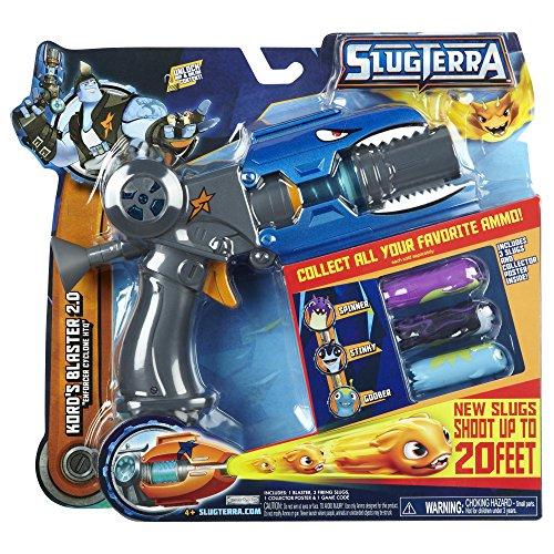 SlugTerra - Pistola 2.0 con 3 municiones slugs (Giochi Preziosi) - Surtido:...