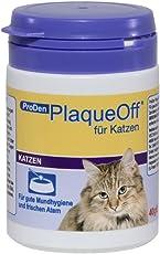 PlaqueOff Animal 40g Dose -natürliches und pflanzliches Meersalzextrakt
