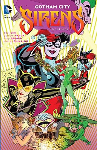 Gotham City Sirens Volume 1 TP