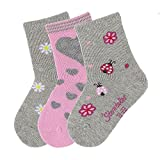 Sterntaler - 3-er Set Mädchen Socken