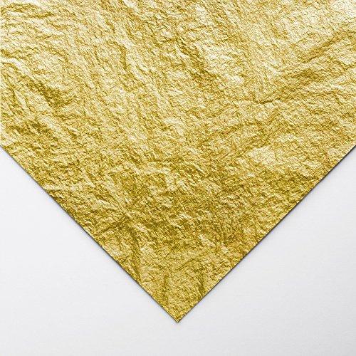 Handover : Roll of Imitation Gold Leaf : 50 m : 12.5 mm (Leaf Gold Roll)