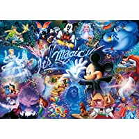 Disney World's Smallest 1000 Piece It's Magic! DW-1000-414 (japan import)