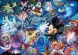 Disney World's Smallest 1000 Piece It's Magic! DW-1000-414 (japan import)