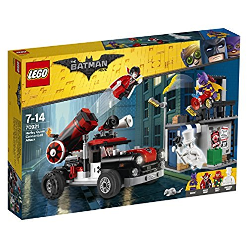LEGO 70921 Batman Movie Harley Quinn Cannonball Attack