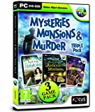 Cheapest Mysteries Mansions and Murder Triple Pack (PC DVD) on PC