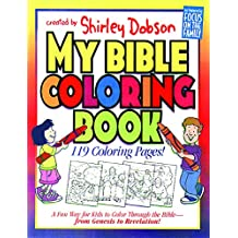 My Bible Coloring Book (Color Me Bible Stories)