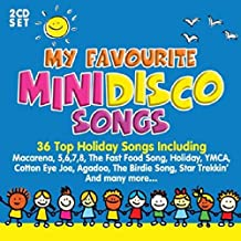 My Favorite Mini Disco Songs