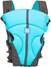 Mee Mee Lightweight Breathable Baby Carrier, Green