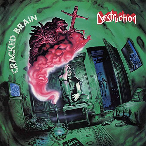 Destruction: Cracked Brain (Slipcase,Poster) (Audio CD)