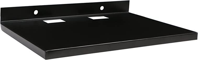Maxicom Set-Top Box Wall Mount Stand/Shelf (Metal - M445)