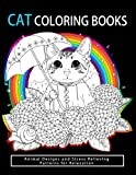 Best Creativity for Kids Teen Books For Girls - Cat Coloring Books: Cats & Kittens for Comfort Review