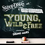 Young, Wild & Free (feat. Bruno Mars) [Clean]
