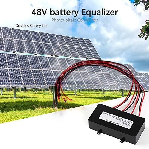 48 Bank (Batterie-Equalizer, 48 V Batteriespannung, max. 4 × 12 V Batterie Bank verlängert die Lebensdauer der Batterie)