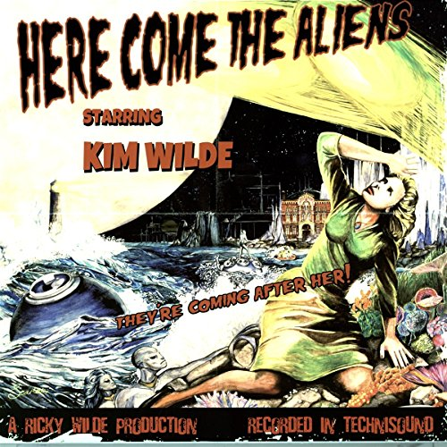 Here Come The Aliens (Limited Box-Set inkl. CD+LP+Leinwand) (Box-fans 10 Zoll)