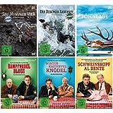 Heimatkrimi - Bayern - 6 DVD Set: Sau Nummer vier, Die reichen Leichen, Föhnlage, Dampfnudelblues, Winterkartoffelknödel, Schweinskopf al dente - Deutsche Originalware