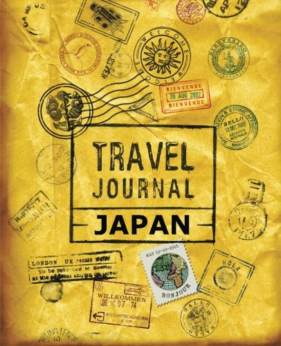Travel Journal Japan (Japan Journal)