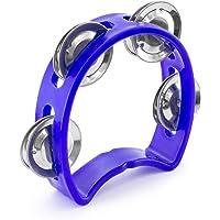 Tiger TAM7-BL Miniatur-Tambourin für Kinder - Blau