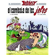 El combate de los jefes (Castellano - A Partir De 10 Años - Astérix - La Colección Clásica)