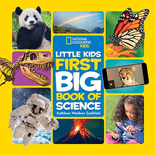Little Kids First Big Book of Science (First Big Book)