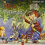 Alice in Wonderland – Alice im Wunderland 2019 (Wall-Kalender)