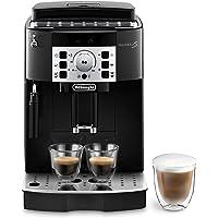 De'Longhi Magnifica S ECAM 22.110.B, Kaffeevollautomat mit Milchaufschäumdüse, EXKLUSIV BEI AMAZON, Direktwahltasten für…