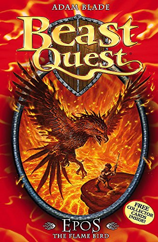 Beast Quest: Epos The Flame Bird Cover Image