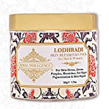 #6: Royal Indulgence Lodhradi Face Mask - 100% Organic & Ayurvedic Beauty Solution For Flawless Skin (50 Gms)