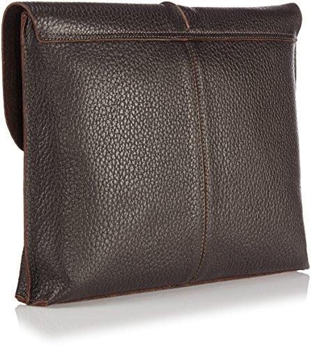 Bugatti Bags Aktentasche Milano Braun 49537302 schwarz