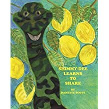 SHIMMY-DEE LEARNS TO SHARE (English Edition)