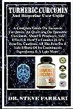 Turmeric Curcumin And Bioperine User Guide (English Edition)
