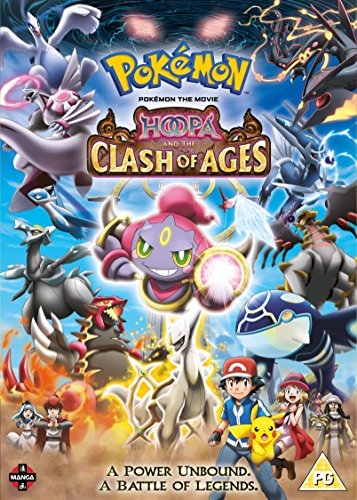 Image of Pokemon The Movie: Hoopa and the Clash of Ages [DVD]
