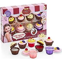 S & Li Cosmetics Cutie Cupcake set da 8 pezzi per lipgloss