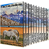 Courting the West: A Boxed Set of Ten Western Romances (English Edition)