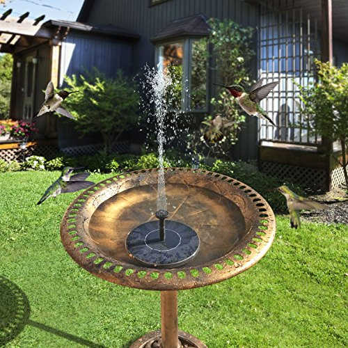 feelle fontaine solaire pompe piscine 1 4w panneau solaire pompe eau flottante solaire pour. Black Bedroom Furniture Sets. Home Design Ideas