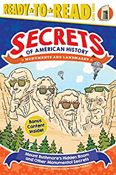 Descargar Mount Rushmore's Hidden Room and Other Monumental Secrets: Monuments and Landmarks (Secrets of American History) PDF Gratis