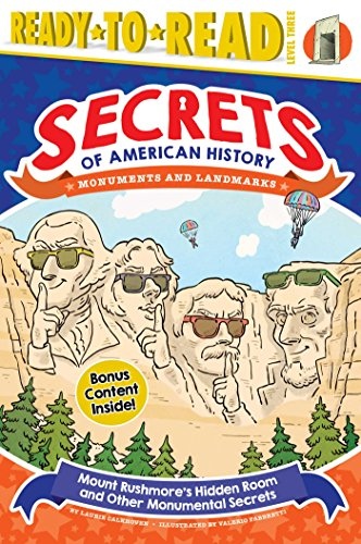 Mount Rushmore's Hidden Room and Other Monumental Secrets: Monuments and Landmarks (Secrets of American History) (English Edition)
