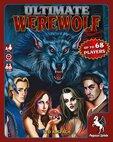 Pegasus-Spiele-17800E-Ultimate-Werewolf
