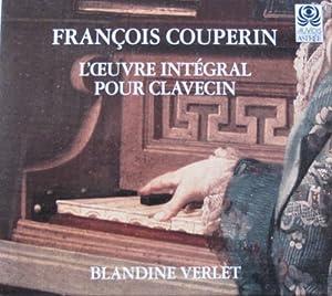 L'Intégrale des oeuvres pour clavecin