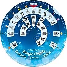 Magic Chords Gitarre: Harmonielehre-Zirkel/Quintenzirkel für Komposition & Improvisation