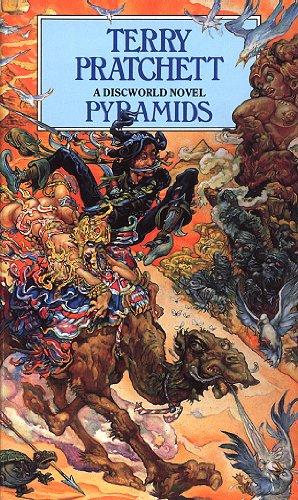 Pyramids: (Discworld Novel 7) (Discworld Novels, Band 7)