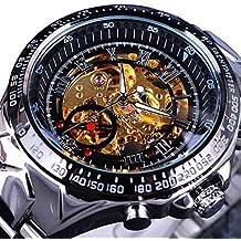 XKC-watches Relojes para Hombres, Hombre Reloj de Moda Reloj de Pulsera El Reloj