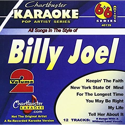 Karaoke: Billy Joel 2 by